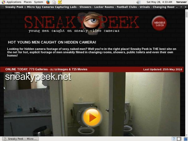 Sneakypeek Free Videos