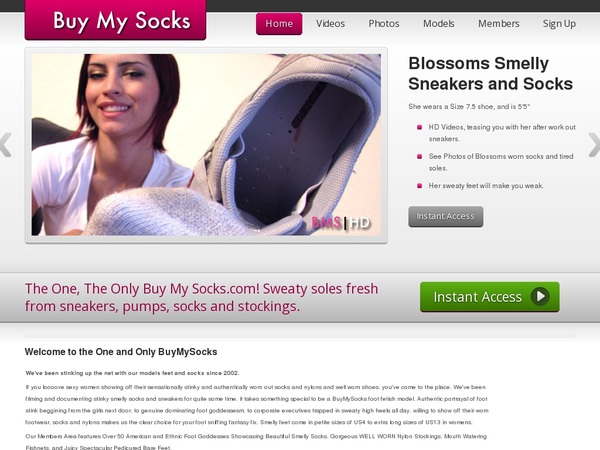 Buymysocks.com Girls